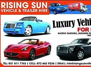 Rising Sun Vehicle & Trailer Hire