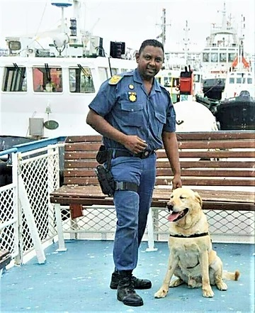 26.03.20 - Top cop relocates while his dog retires
