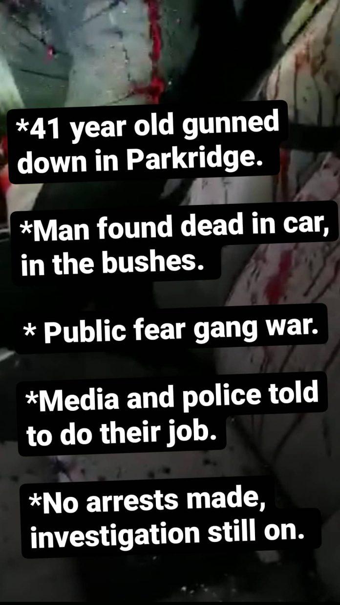 parkridge murder